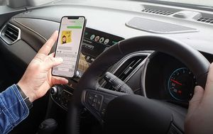 Drivers facing heavy fines if caught using a mobile phone by hidden cameras