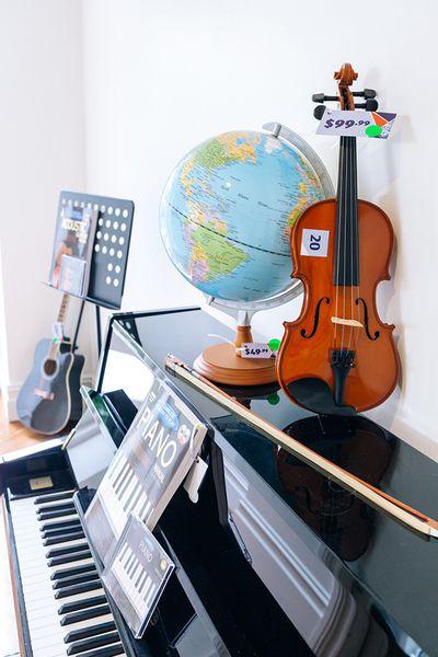 """Musical instruments from $99.99, <a href=""""https://www.aldi.com.au/"""" target=""""_blank"""">ALDI</a>"""