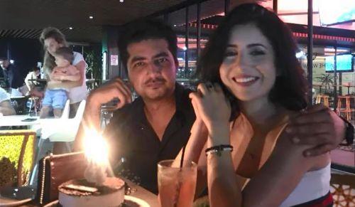 Faisal and Asmae met through a Muslim dating website.