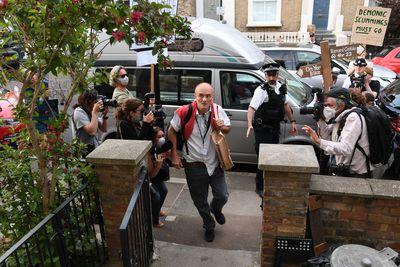 Boris Johnson Chief Advisor slammed for coronavirus breach