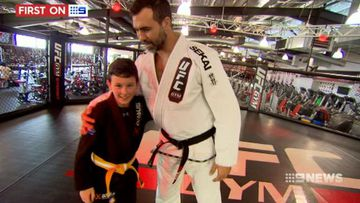 Ultimate Fighting Championship to offer children's classes in Melbourne gym