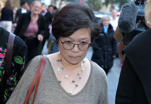 Angelina Chye told the Supreme Court she didn't attend her sister's funeral out of fear. Picture: AAP