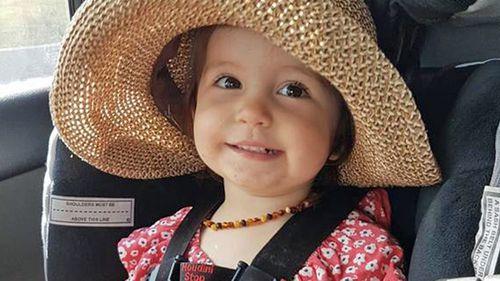 Exclusive: Innocent fall reveals Queensland toddler's rare brain tumour