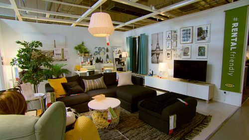 """Ikea has released a new range of """"flexible furniture"""" targeting the rental market."""
