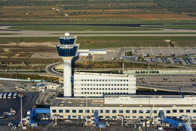 4. Athens International Airport
