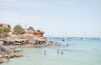 11. Cala Saona, Formentera, Spain - 282 pictures per metre