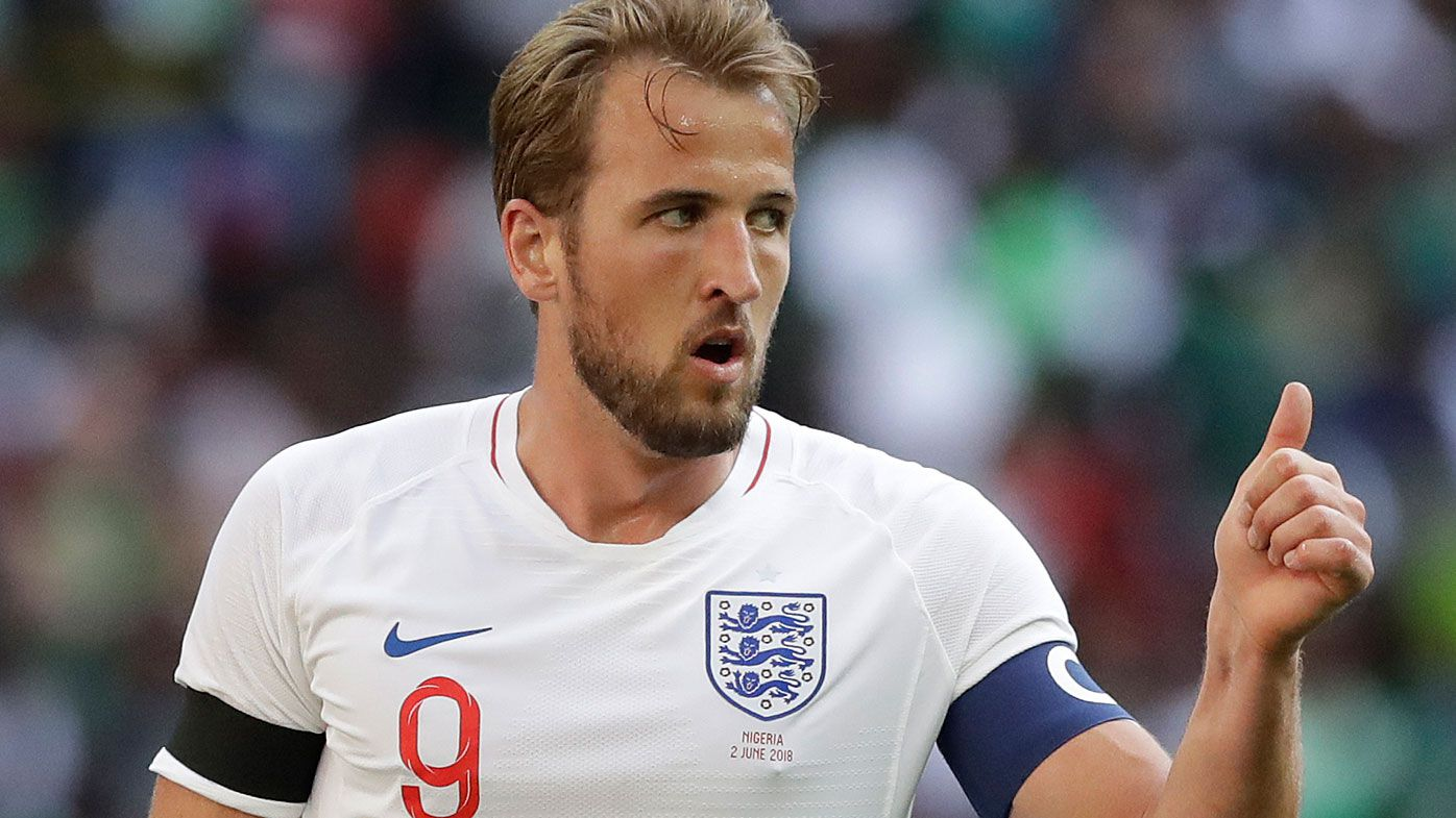Harry Kane signs new six-year deal with Tottenham