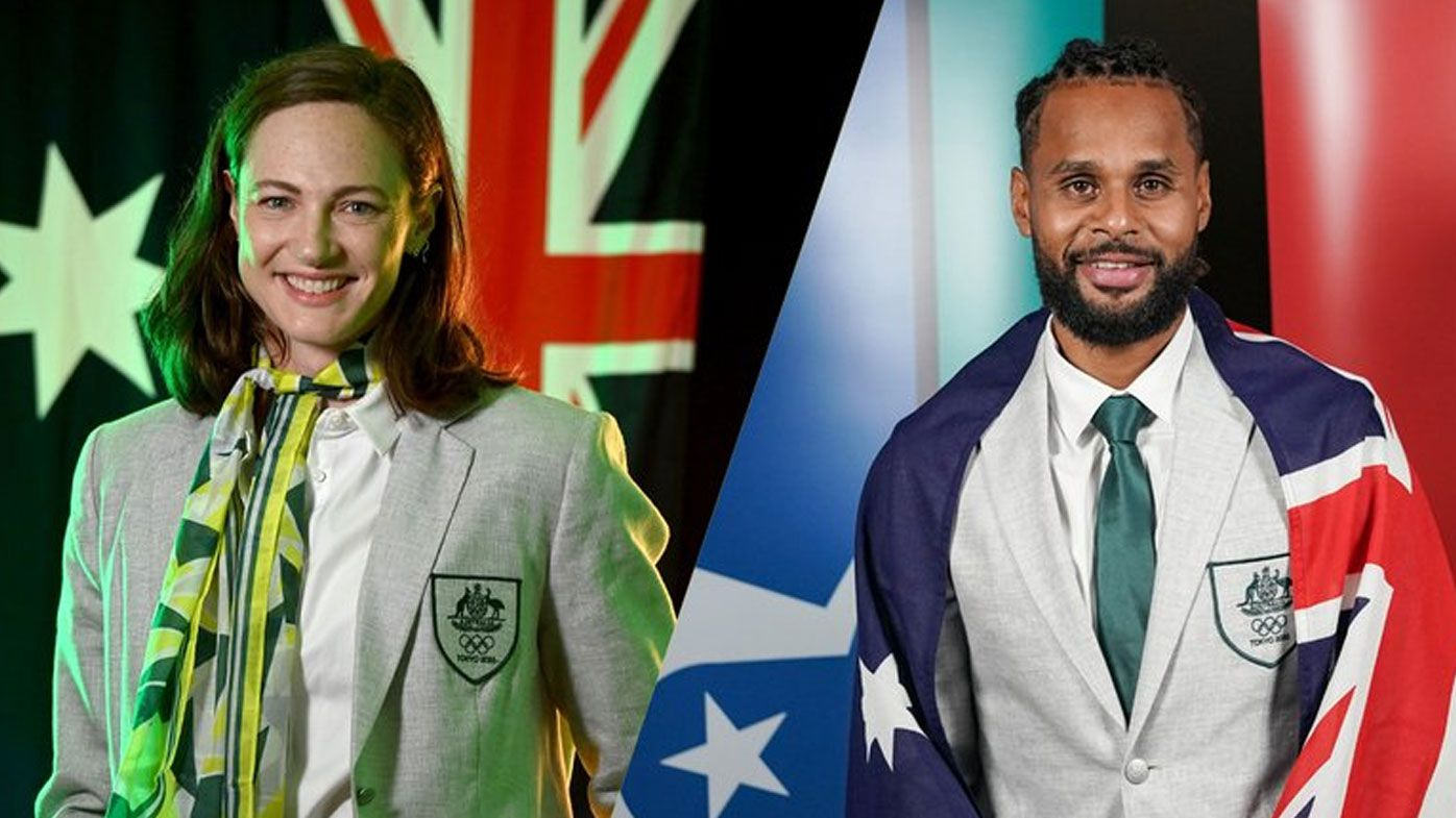 Patty Mills, Cate Campbell named Australia's flagbearers for Tokyo Olympics