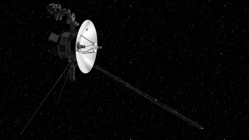 "NASA's Voyager 2, the second man-made object to ""leave"" the Solar System, has reported back with its initial cosmic findings."