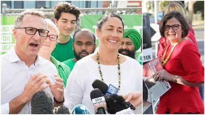 Early swing to Greens in Batman by-election