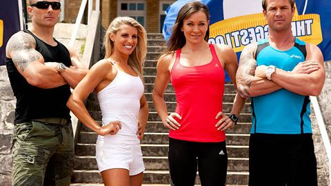 Biggest Loser gains four fat families, one extra trainer