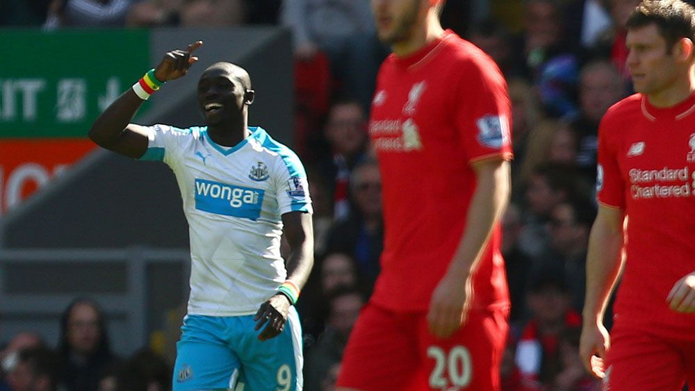 Anfield stunned by Rafa's Magpies