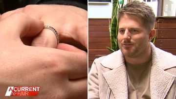Controversial MAFS groom hints at engagement