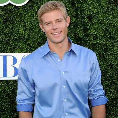 Trevor Donovan in 2010 when he was starring on 90210.