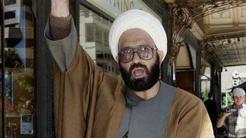 Sheik Man Haron Monis has been named as the gunman. (AAP)