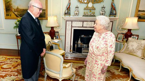 It's tradition for a new High Commissioner to meet with the Queen. (Alexi Lubomirski)