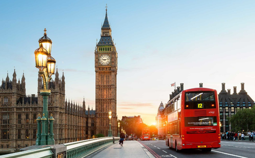 What keeps London ticking after a few devastating months