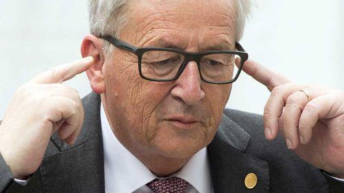 EU pressures UK to step up 'divorce'