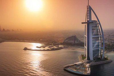 <strong>Burj Al Arab Jumeirah, Dubai</strong>