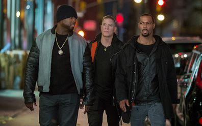 Power - Ghost (Omari Hardwick) Tommy (Joseph Sikora) Kanan (Curtis '50 Cent' Jackson)