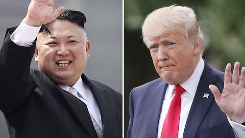 Donald Trump calls North Korea's Kim Jong-Un a 'madman'