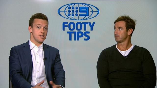 Joey previews Origin game 1