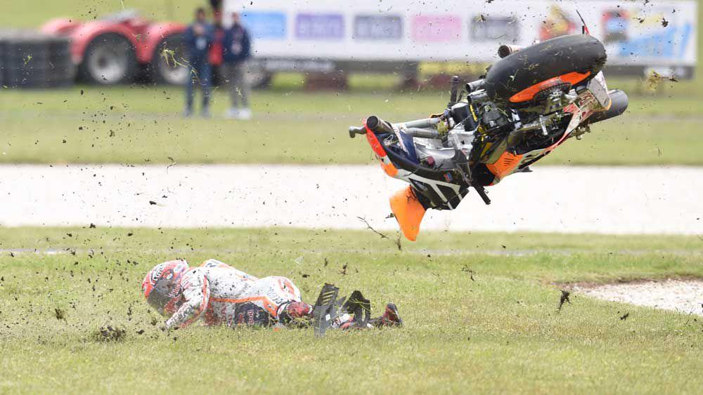 Crutchlow scores big win at Aust MotoGP