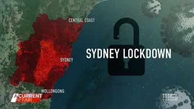 Australia's largest city swiftly shutdown as COVID-19 lockdown orders come down hard and fast.