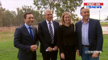 Opposition flags new rail link for Victoria