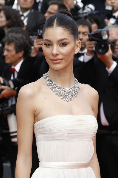 Camila Morrone, Cannes Film Festival, movie, premiere