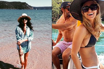 """Yep. Another summer, another endless stream of jealousy-inducing bikini pics! <br/><br/>Trust an Aussie to make sun-safety sexy. Naturally, our homegrown celebs like Jess Gomes and Anna Heinrich are leading the way in the sun-smart stakes. <br/><br/>Let's hope that other sun-loving celebs like Kendall Jenner and Lindsay Lohan are slip, slop, slapping. Click through to find out … <br/><br/><p style=""""color:grey;font-size:10px;"""">Sponsored by Queensland Government.</p>"""