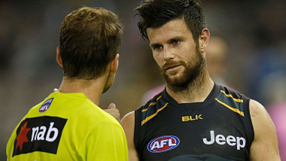 Trent Cotchin. (AAP)