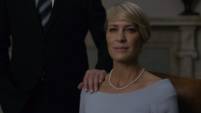 While everything seems perfect on the outside, the Underwood marriage is about to be challenged.