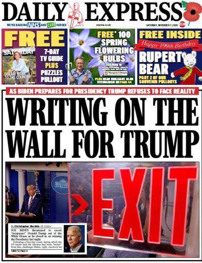 Daily Express,, UK