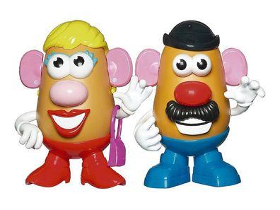 Mr Potato Head will become gender neutral.
