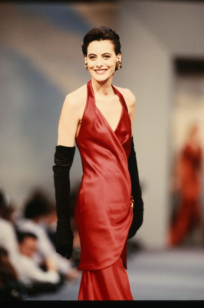 """<p>""""I wish her all the luck in the world, just so long as I don't have to see her anymore or hear her spoken about.""""</p> <p><strong>Karl Lagerfeld</strong> on Ines de la Fressange.</p>"""