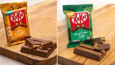 KitKat new flavours