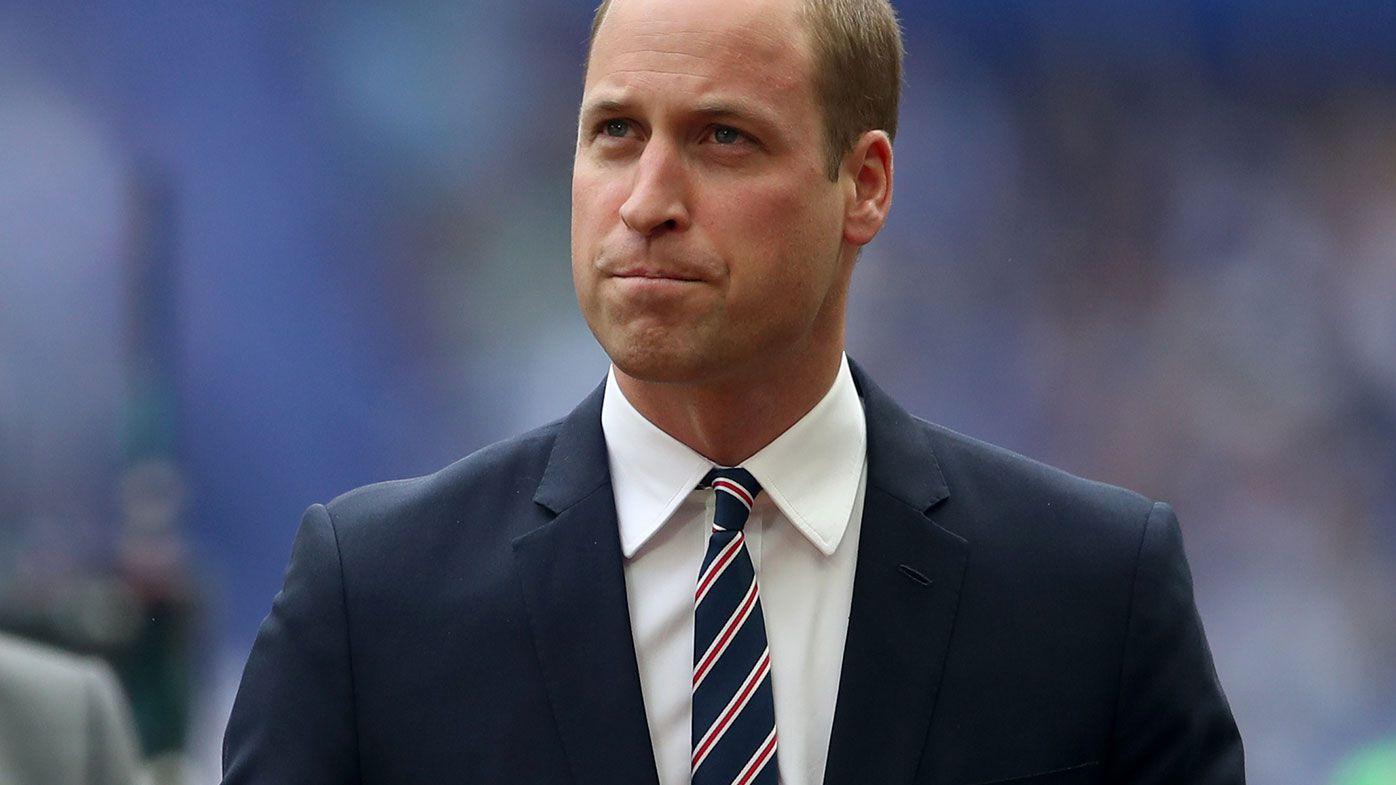 Prince William FA Cup Final