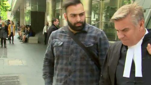 Accused driver, Adem Arpaci. (9NEWS)