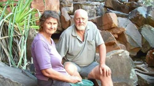 Anderson couple