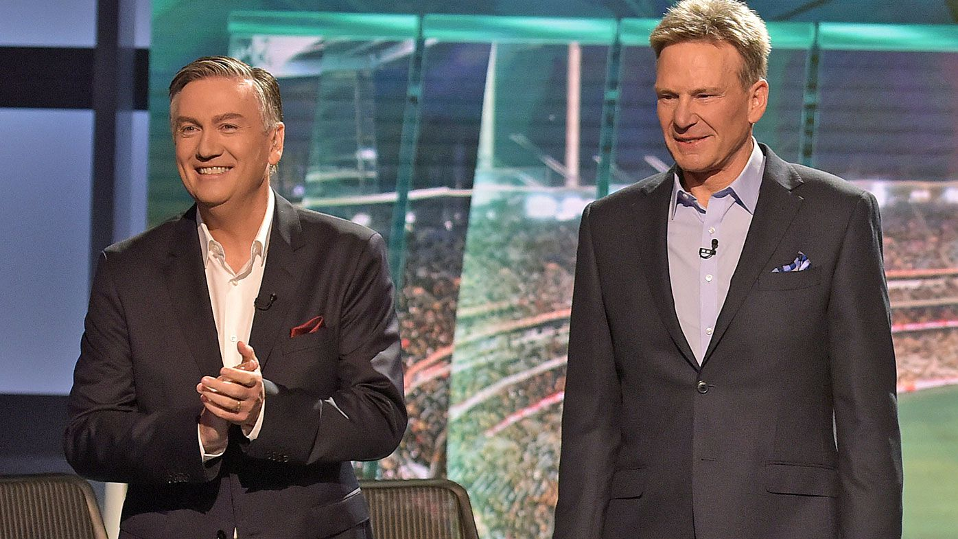 McGuire backs Newman to be in TV Hall of Fame for AFL Footy Show contribution