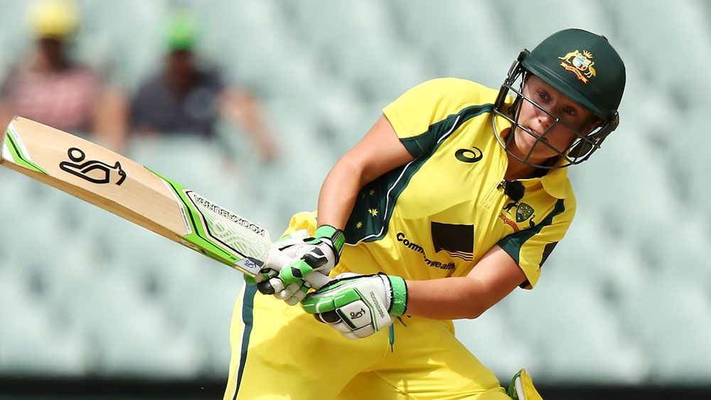 Reality check for Aust's T20 women: Healy
