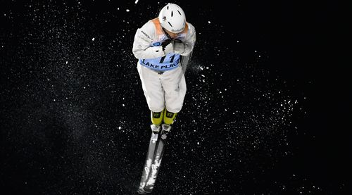 The PyeongChang Olympic are Lydia Lassila's 5th Games. (AAP)