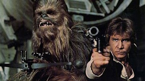 Ford 'open' to a role in new Star Wars film