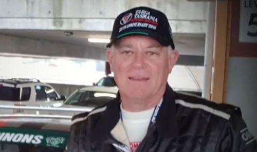 Shane Navin Targa crash