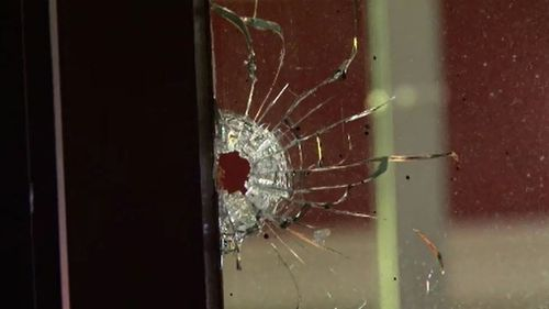 Shot fired into busy Indian restaurant in Sydney's west