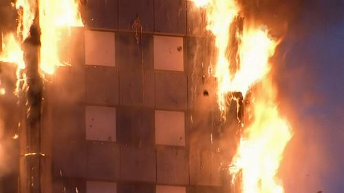 Builder L.U. Simon is being sued for damages by the 328 apartment owners affected by the fire - a case which could prove important in determining future liability in other incidents.