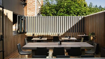 Mister+Miss Cafe, Melbourne VIC - nominated for best cafe design
