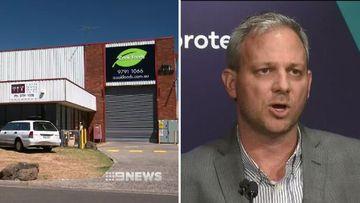 Victoria Listeria food delivery service shutdown