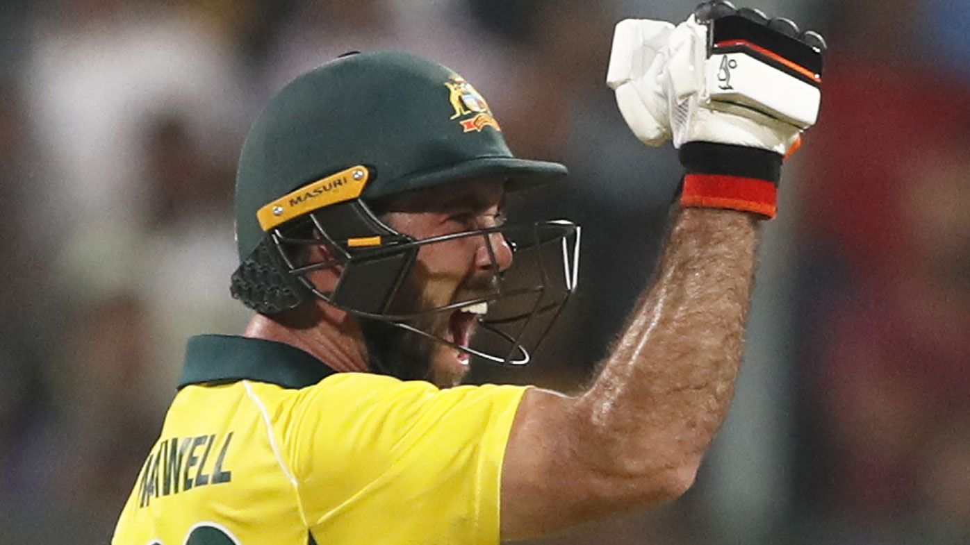 Marvellous Glenn Maxwell century seals Aussie T20 series win over India